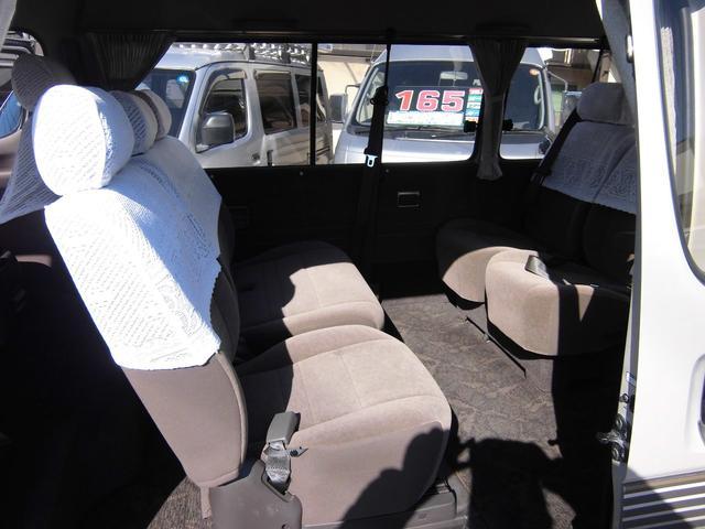 「トヨタ」「ハイエース」「ミニバン・ワンボックス」「福岡県」の中古車10