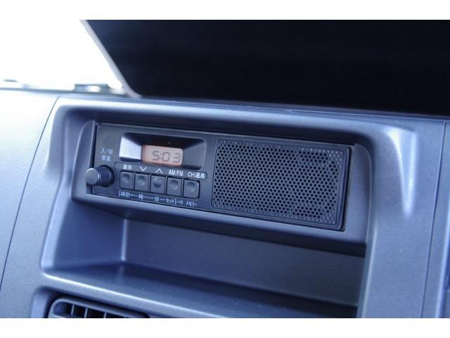 AM/FMラジオ付です!