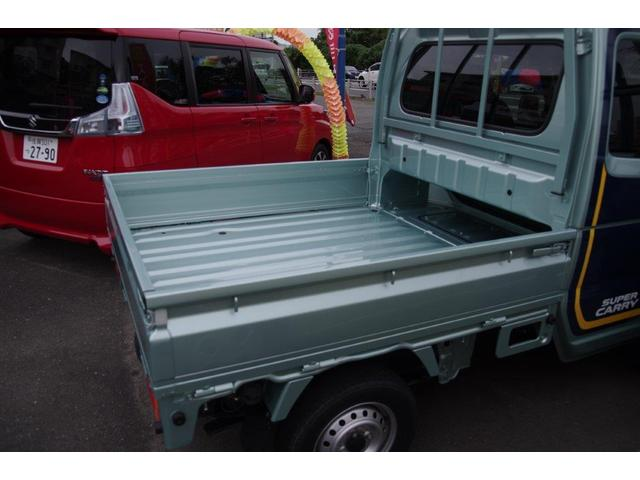 スーパーキャリイ L メーカー保証継承 4WD 5MT(18枚目)