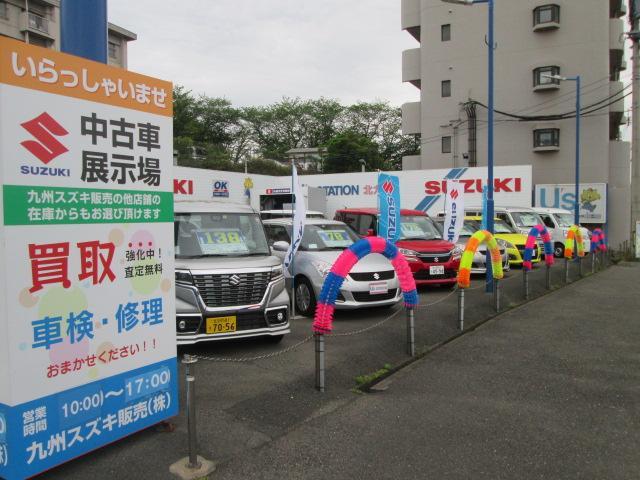 北九州支店では特選目玉車を豊富に取り揃えております!