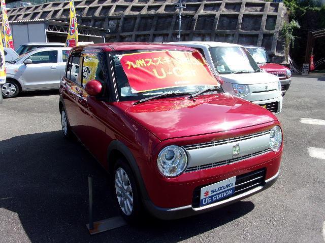 X スズキセーフティサポート搭載車・2WD・CVT(7枚目)