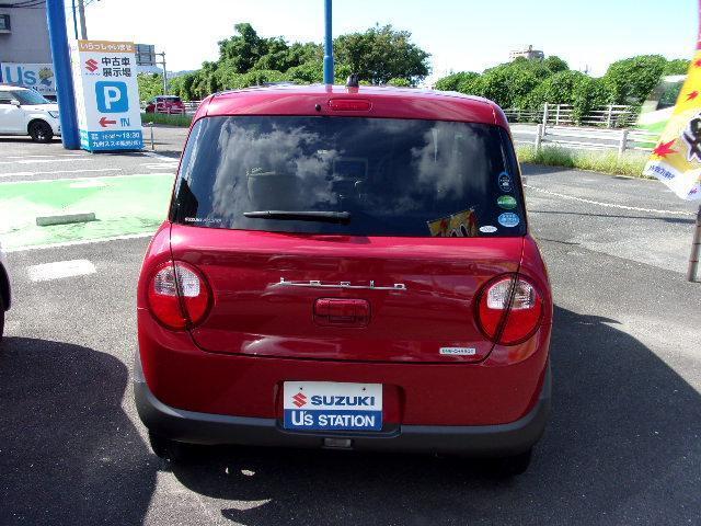 X スズキセーフティサポート搭載車・2WD・CVT(9枚目)