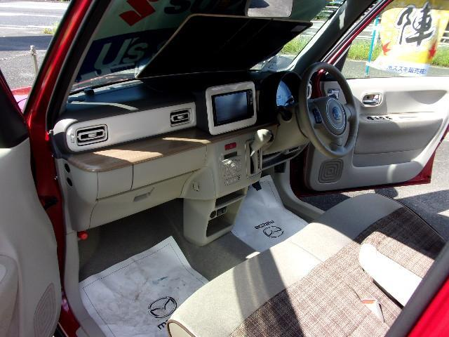 X スズキセーフティサポート搭載車・2WD・CVT(13枚目)
