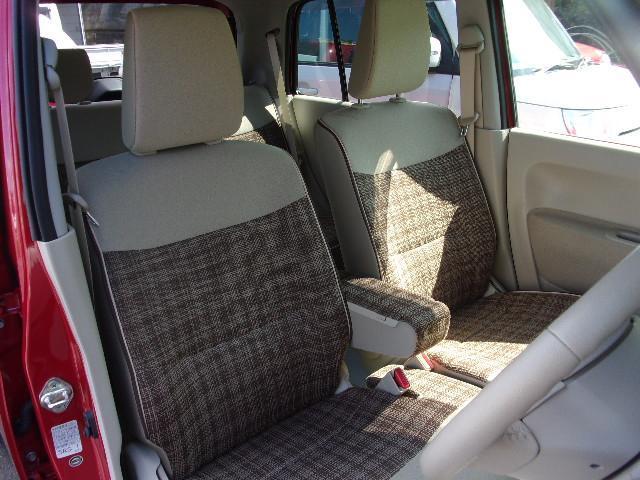 X スズキセーフティサポート搭載車・2WD・CVT(14枚目)