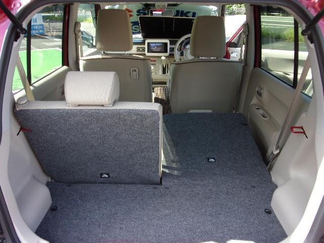 X スズキセーフティサポート搭載車・2WD・CVT(35枚目)