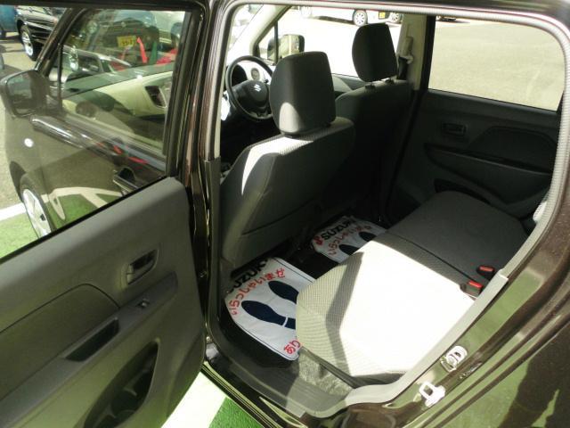スズキ ワゴンR FX 4型 エネチャージ搭載