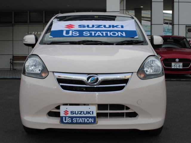ダイハツ ミライース G CDプレーヤー ETC装着車