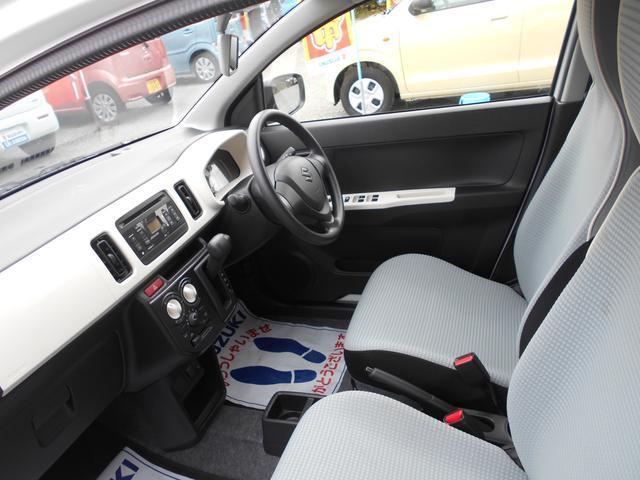 スズキ アルト S エネチャージ・電動格納ミラー・CDプレーヤー搭載車