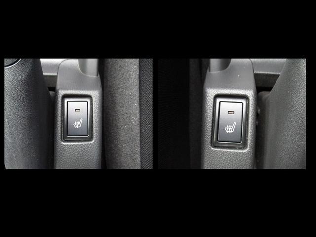 運転席と助手席のシートにはシートヒーターが内蔵されているので寒い時期でも快適です♪