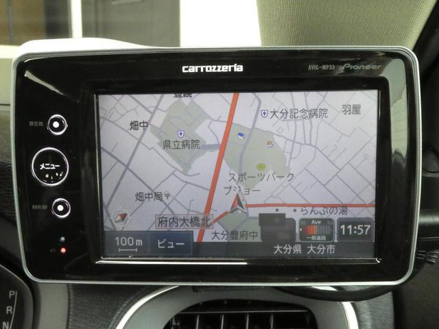 carrozzeria製メモリーナビゲーションを装着しております!国内メーカーのナビゲーションシステムの為、大変使いやすく便利な一台です。
