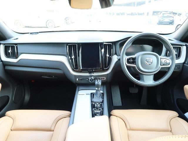 D4 AWD インスクリプション 1オーナー 茶本革ナッパーレザーシート ハーマンカードン 電動テールゲート 電動シート 9インチセンサスナビ 360℃カメラ シート/ステアリングヒーター  シートエアコン 前席マッサージ機能(2枚目)