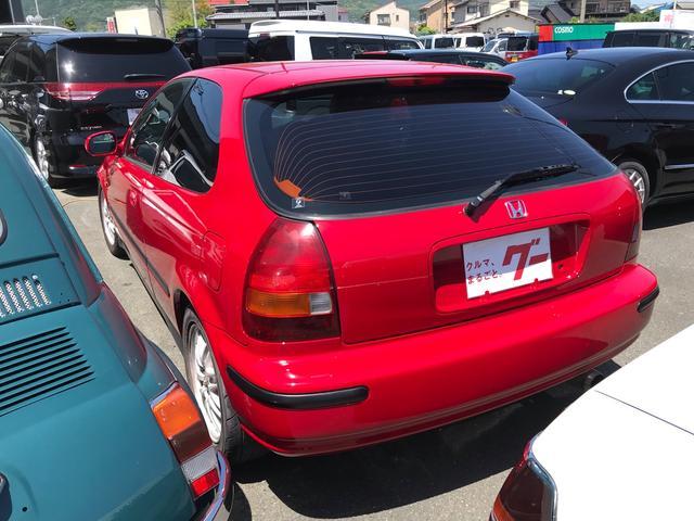 「ホンダ」「シビック」「コンパクトカー」「福岡県」の中古車5