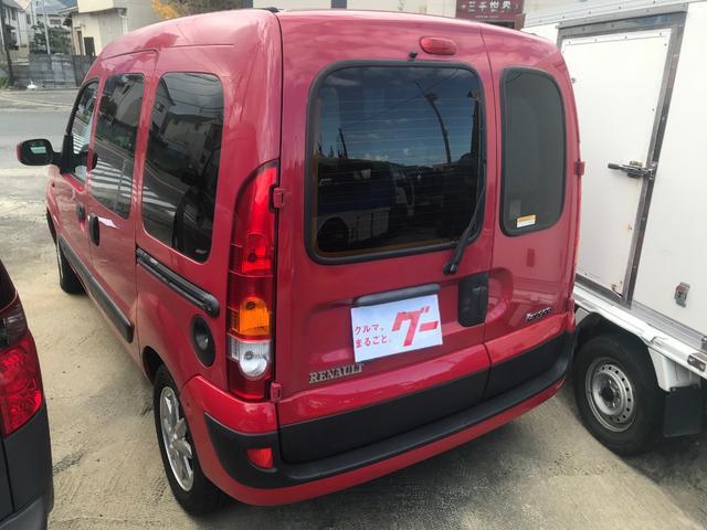 「ルノー」「 カングー」「ミニバン・ワンボックス」「福岡県」の中古車7