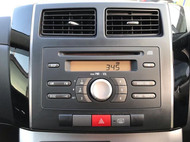 CDデッキ搭載!好みの音楽でドライブもいっそう楽しくなりますね!