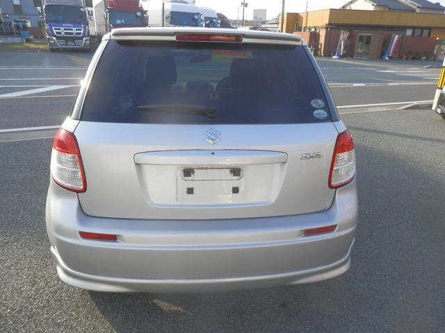 「スズキ」「SX4」「SUV・クロカン」「福岡県」の中古車4