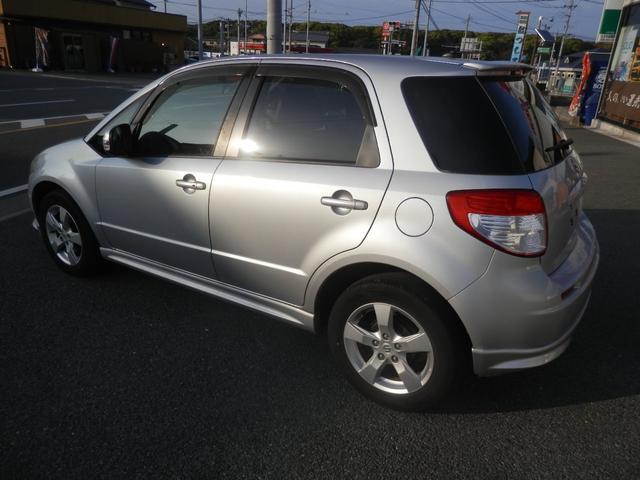 「スズキ」「SX4」「SUV・クロカン」「福岡県」の中古車5