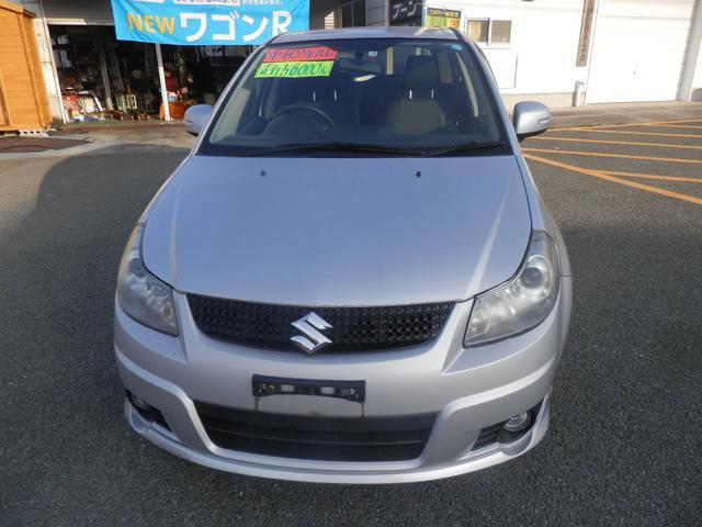 「スズキ」「SX4」「SUV・クロカン」「福岡県」の中古車8