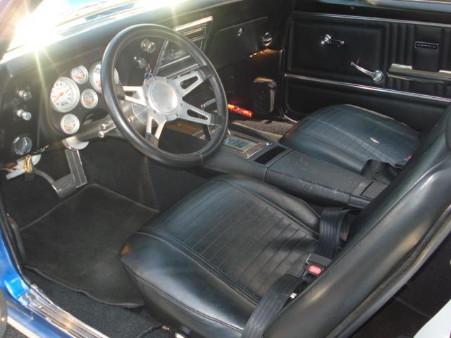 1967ファーストモデル三角窓V8換装公認5.7L AC付(9枚目)