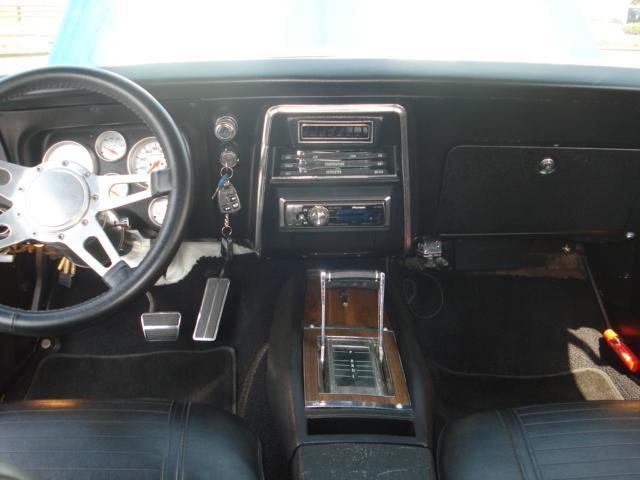 1967ファーストモデル三角窓V8換装公認5.7L AC付(11枚目)