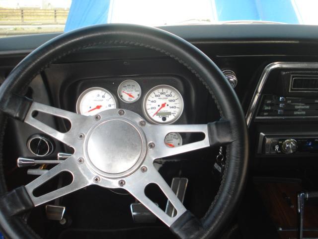 1967ファーストモデル三角窓V8換装公認5.7L AC付(12枚目)