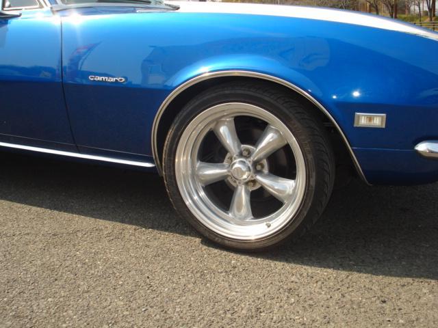 1967ファーストモデル三角窓V8換装公認5.7L AC付(14枚目)