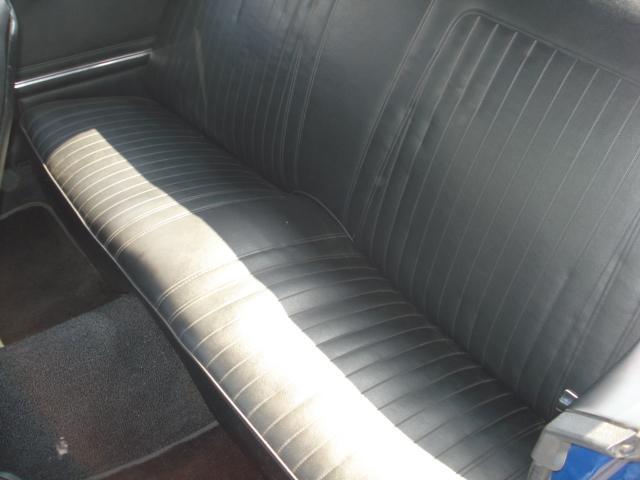 1967ファーストモデル三角窓V8換装公認5.7L AC付(16枚目)