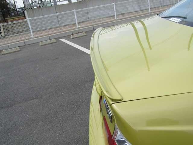M3 SMGII 車高調 サンルーフ カーボンスポイラー(12枚目)