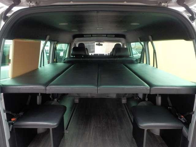 トヨタ ハイエースワゴン DXロング 10人乗り 介護車輌 電動スライドドア