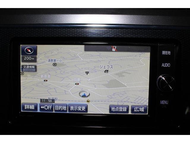 S 社用車 フルセグ付メモリーナビ ドライブレコーダー(4枚目)