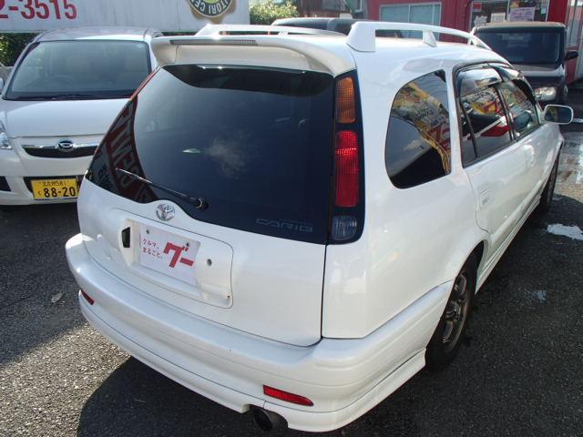 「トヨタ」「スプリンターカリブ」「ステーションワゴン」「福岡県」の中古車10