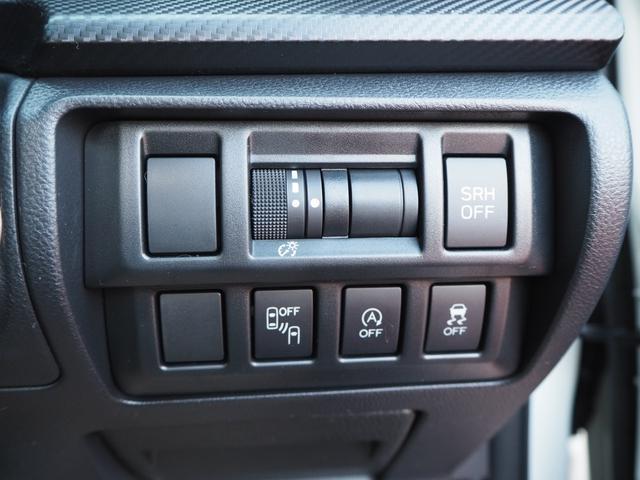 操作スイッチ類も扱いやすく配置されております