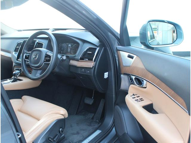ボルボ ボルボ XC90 T6 AWD インスクリプション エアサス B&Wサウンド