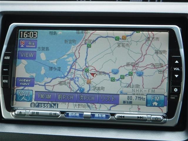 Z HDDナビ フルセグTV バックカメラ ETC スマートキー 両側パワースライドドア HIDヘットライト 純正アルミ ワンオーナー(10枚目)