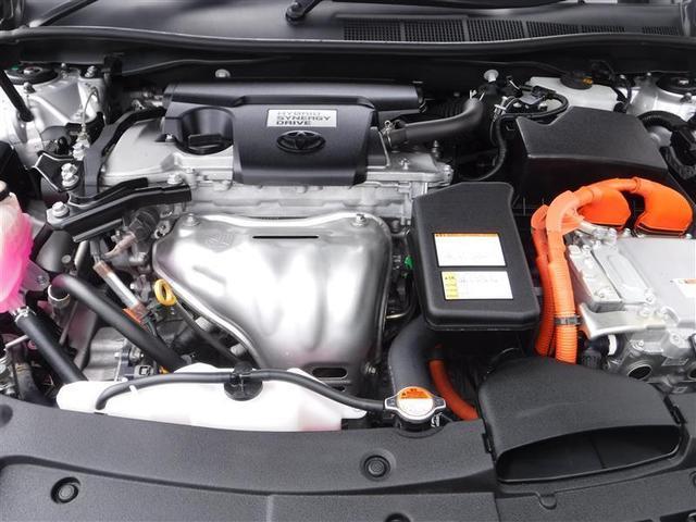 ハイブリッド Gパッケージ フルセグナビ バックモニター ETC クルーズコントロール ドライブレコーダー HIDヘッドライト スマートキー ワンオーナー(19枚目)