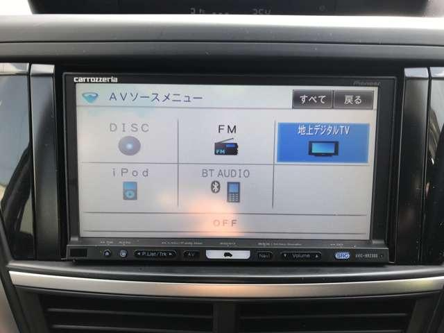 2.0iSスタイル HDDナビ・テレビ・ガラスルーフ・Pスタート バックカメラ HID フルセグ後席モニター(8枚目)