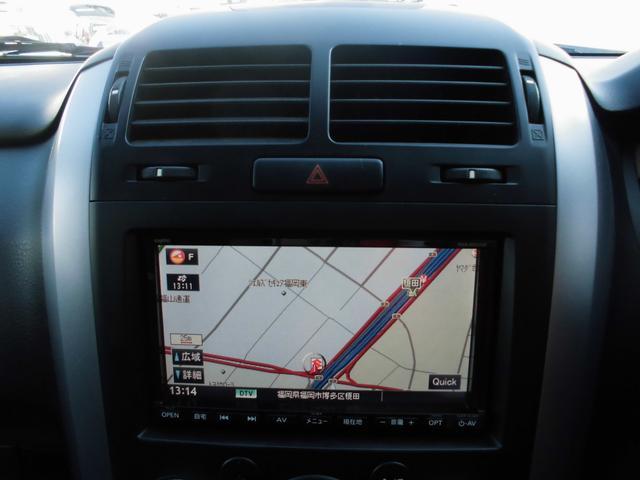 スズキ エスクード 2.4 2008サロモン 4WD・サンルーフ付