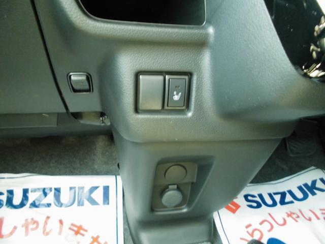 運転席にはシートヒーターが付いています!