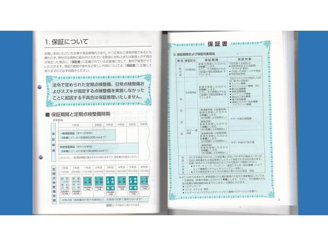 メーカー保証は次回の車検までの一般保証とプラス2年間の特定保証がございます。内容につきましてはスタッフにお尋ね下さい!