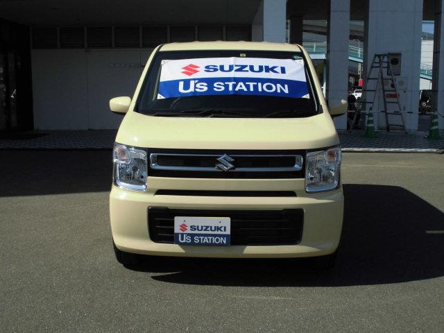 FA 2型 サポカー・CDオーディオ・キーレス・新車保証継承(10枚目)