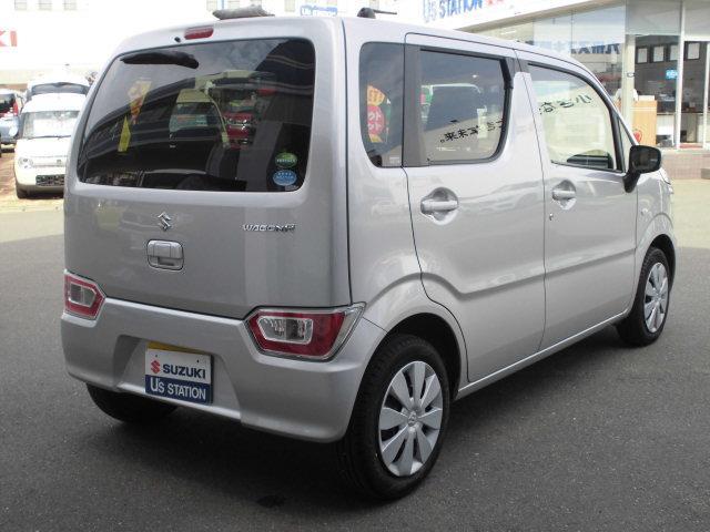 FA 新車保証保証継承付き オーディオレス キーレス付(7枚目)