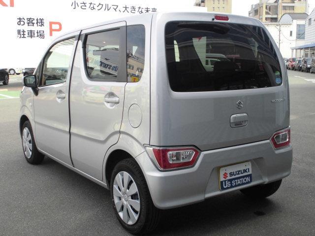 FA 新車保証保証継承付き オーディオレス キーレス付(9枚目)