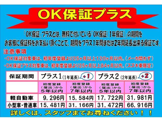 FA 新車保証保証継承付き オーディオレス キーレス付(75枚目)