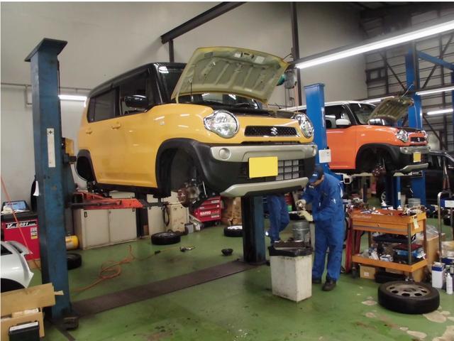 25周年記念車 HYBRID FXリミテッド サポカー(44枚目)