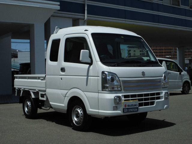 スーパーキャリイ X HIDライト 4WD 新車保証継承(7枚目)