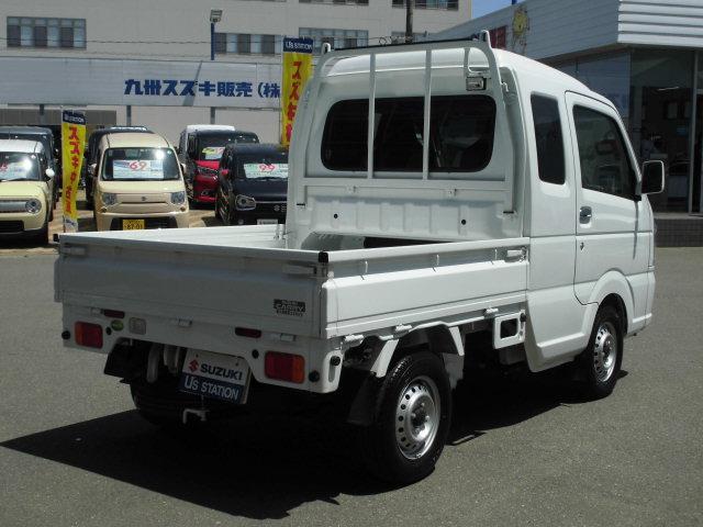 スーパーキャリイ X HIDライト 4WD 新車保証継承(9枚目)