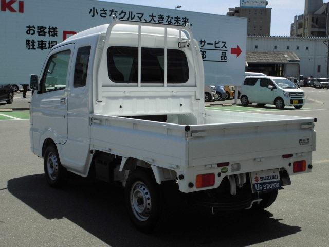 スーパーキャリイ X HIDライト 4WD 新車保証継承(10枚目)