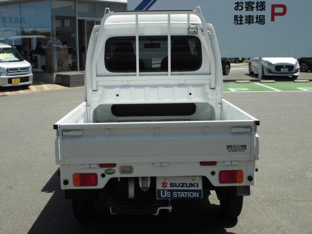 スーパーキャリイ X HIDライト 4WD 新車保証継承(11枚目)