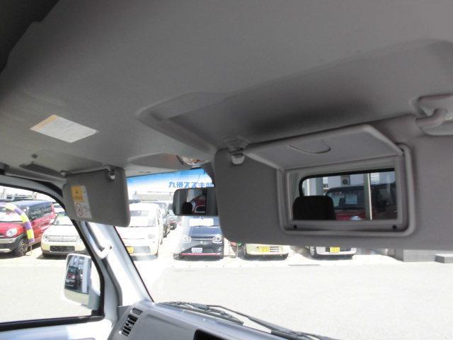スーパーキャリイ X HIDライト 4WD 新車保証継承(25枚目)