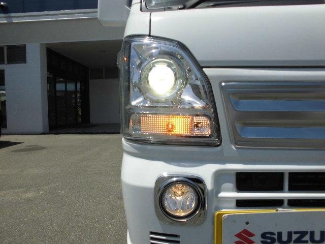 スーパーキャリイ X HIDライト 4WD 新車保証継承(41枚目)
