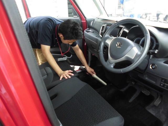 スーパーキャリイ X HIDライト 4WD 新車保証継承(46枚目)